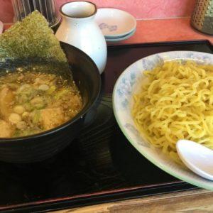 軽井沢麺ハウスのつけ麵
