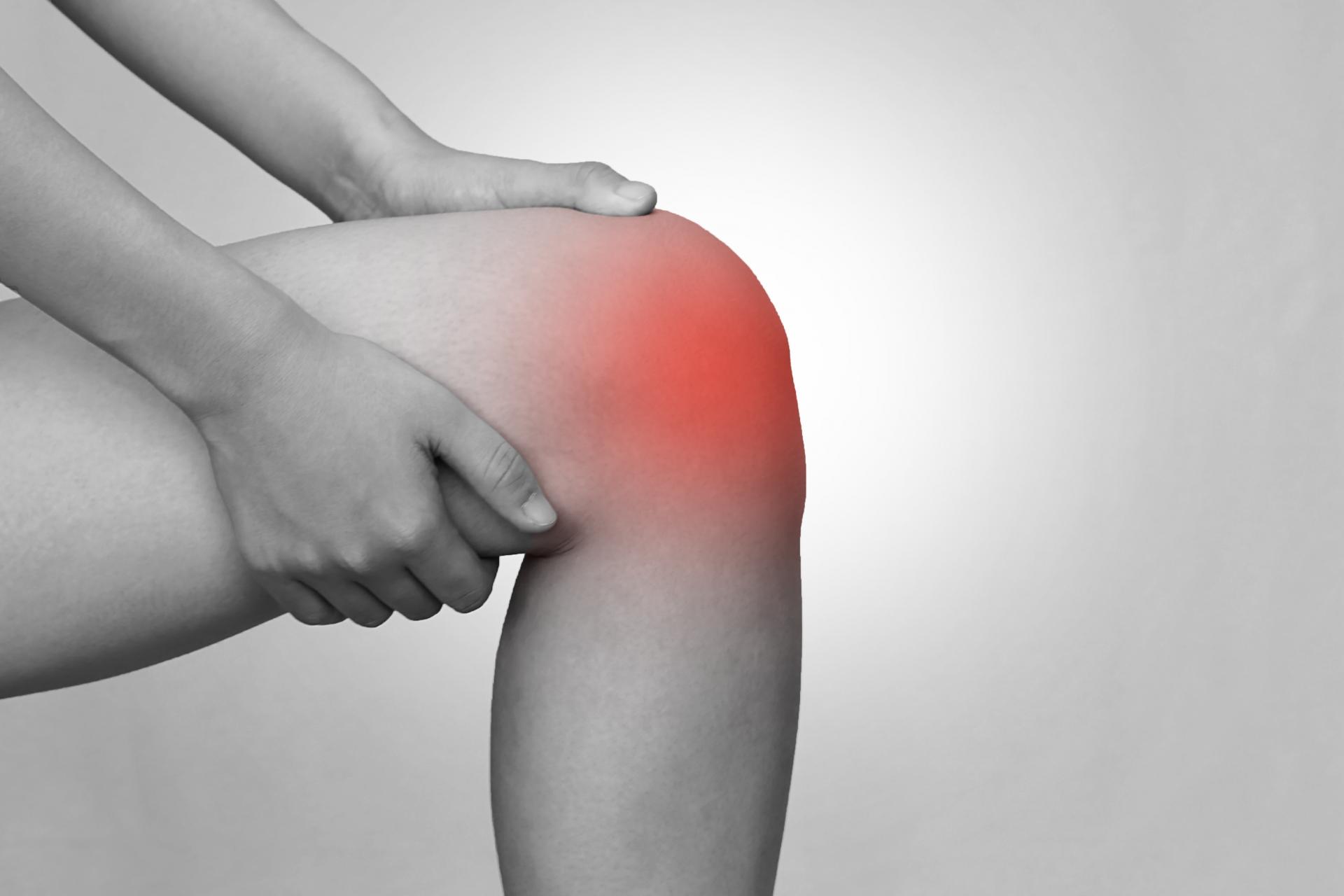 膝の靭帯損傷